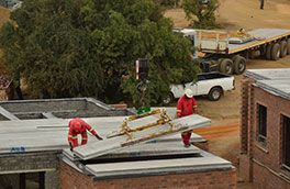 The Experts In Precast Hollow Core Flooring And Concrete