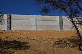 Prestressed-hollow-core-security-walls